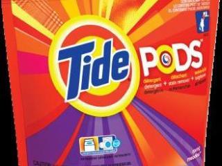 Tide Pods sample