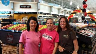 Smart Shopper Crystal and her crew!