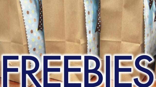 Smart Shopper: Freebies