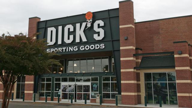 Dicks sports durham north carolina found site