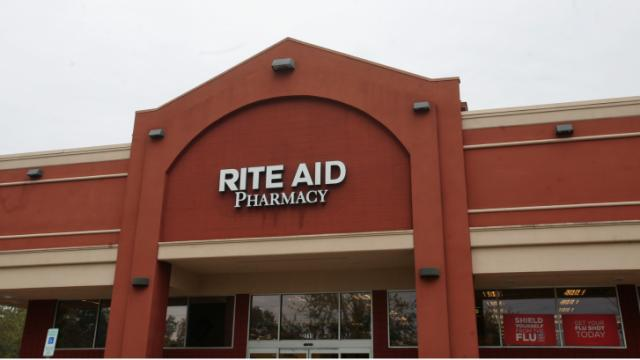 rite aid exterior - Walgreens Open Christmas Day