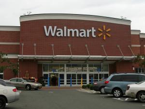 Walmart wide
