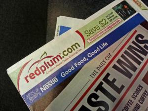 Red Plum coupons insert