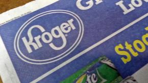 Kroger newspaper ad