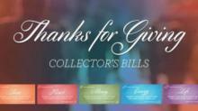 IMAGES: Swagbucks: New set of Collector's Bills!