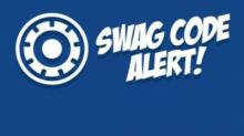 IMAGE: Swag Code Alert: 2 codes valid on Tuesday!