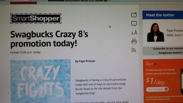 Smart Shopper website