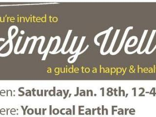 Earth Fare Simply Well event