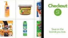 IMAGE: New Checkout 51 offers starting today:  Oranges, Hillshire Farm deli lunchmeat, Sparkle towels, Pop Secret,  Aveeno baby & more!