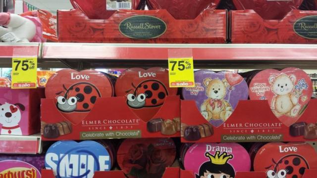 Valentine's clearance CVS