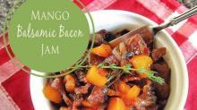 IMAGES: A Spoonful of Luxe recipe: Mustang Sally Steak Sandwich with Mango Balsamic Bacon Jam