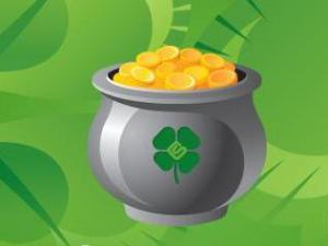 Swagbucks Shamrock Scavenger Hunt