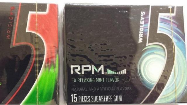 Wrigley's 5 Gum