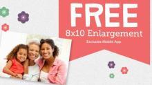 IMAGE: FREE 8 x 10 photo at Walgreens!