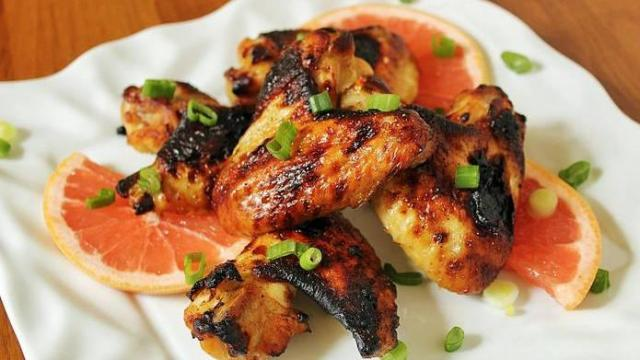 Diana's Crazy Good Caribbean Baked Wings