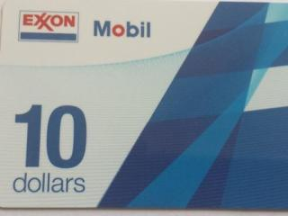 Exxon GIft Card