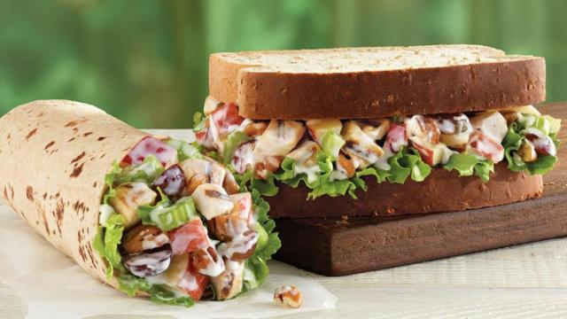 Arby's chicken salad