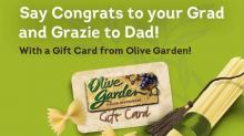 IMAGE: Olive Garden gift card promo