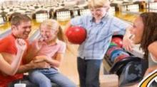 IMAGE: Winners of the Buffaloe Lanes bowling package giveaway!