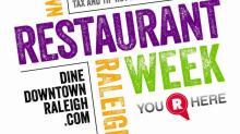 Raleigh Restaurant Week