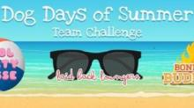 IMAGE: Swag Code Alert until 4 pm Monday AND Team Challenge starting Tuesday!