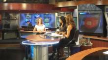 IMAGE: Chatting on Fox 50 TV Monday morning