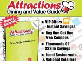 Attractions Dining and Value Guide