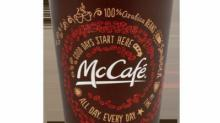 IMAGE: Reminder: FREE McDonald's coffee starts today!