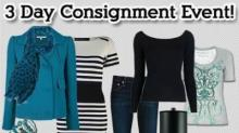 IMAGE: Women's consignment sale opens in Cary this week