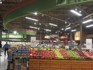 Publix produce department
