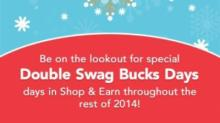 IMAGE: Swagbucks Black Friday: Double Swag Bucks in Shop & Earn!