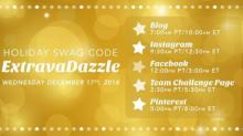 IMAGE: Swagbucks Swag Code Extravaganza today!
