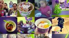IMAGE: FREE Yogurt Mountain frozen yogurt today!