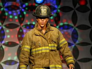 Firefighter Fashion Show