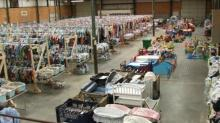 IMAGE: Consignment sales gear up for fall/winter season