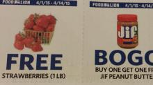 IMAGES: Food Lion FREE product coupons in the mail!