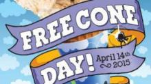 IMAGE: FREE Ben & Jerry's ice cream cone TODAY!