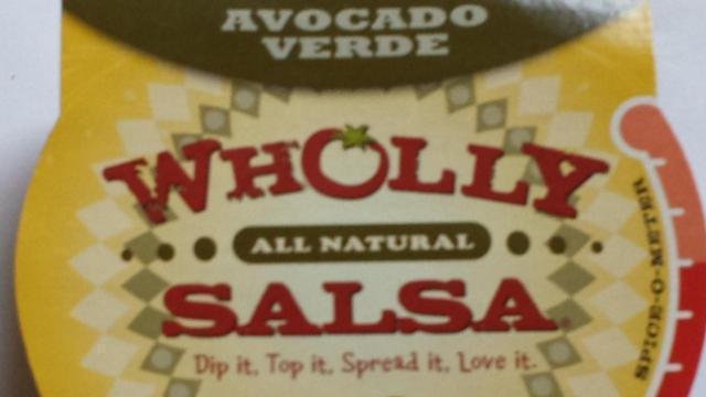 Wholly Salsa