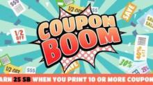 IMAGE: Reminder: 25 Swag Bucks when you print coupons!