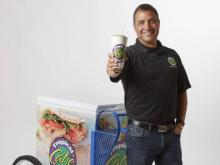 Tropical Smoothie Cafe CEO Mike Rotondo