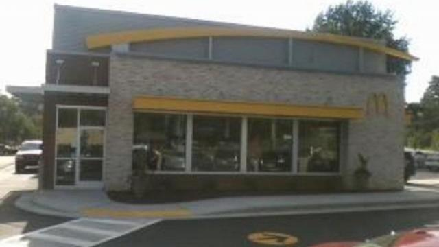 McDonald's on Poole Road, Raleigh