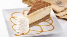 IMAGE: The Cheesecake Factory: Half price slice 7/29 and 7/30!