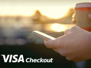 Visa Checkout offer