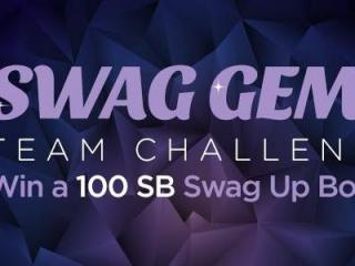 Swagbucks Swag Gems Team Challenge!