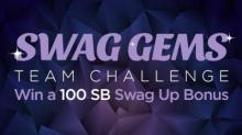 IMAGE: Swagbucks Team Challenge this week!