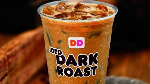 Dunkin Donuts Iced Dark Roast