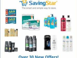 Savingstar new offers
