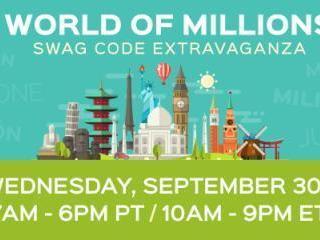 Swagbucks Millions