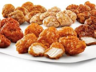 Sonic 1/2 price chicken wings