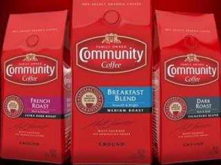 Community Coffee bags